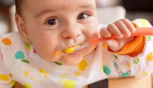 Healthy Reflexes that make a Baby Organic